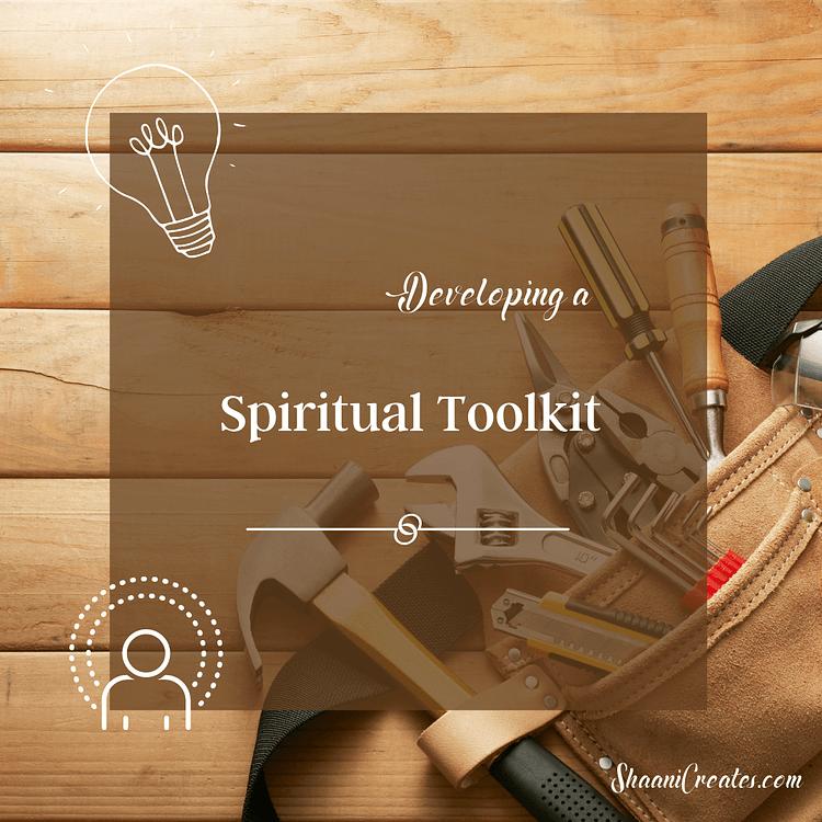 ShaaniCreates Spiritual Toolkit Development