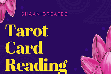 ShaaniCreates Tarot Card Reading