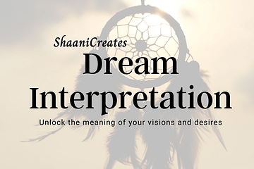 ShaaniCreates Dream Interpretation