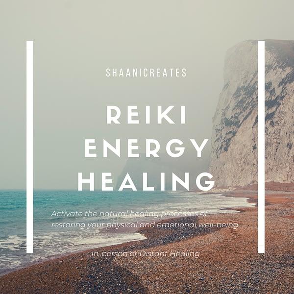 ShaaniCreates Reiki Healing