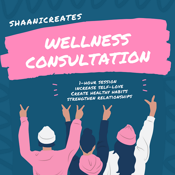 ShaaniCreates Wellness Consultation