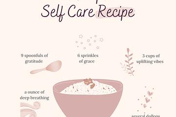 ShaaniCreates A Simple Self-Care Recipe