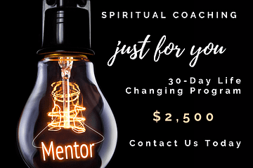 ShaaniCreates 30-Day Spiritual Coaching Just for You