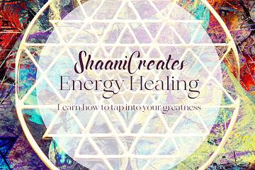 ShaaniCreates Energy Healing