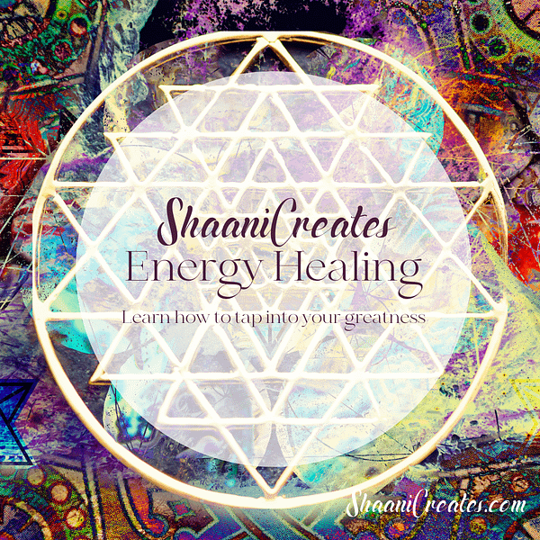 ShaaniCreates Energy Healing