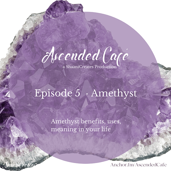 ShaaniCreates Ascended Cafe Episode 5 Amethyst