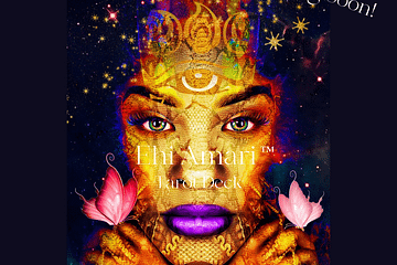 Ehi Amari Tarot Deck Coming Soon