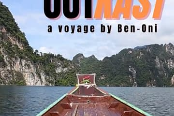 The Outkast... a Voyage by Ben-OniThe Outkast... a Voyage by Ben-Oni